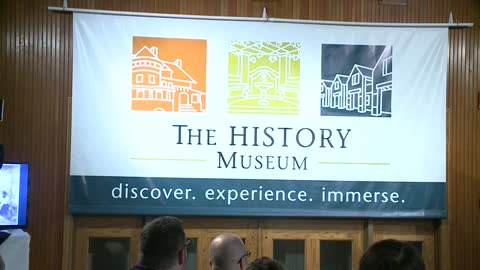 Kids invited to The History Museum's Kidfirst Tricks and Treats